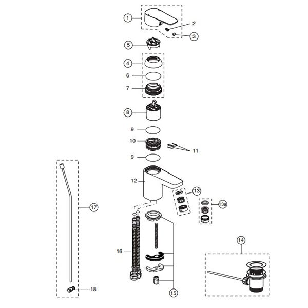 ideal standard fitting instructions
